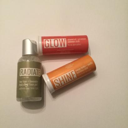 Radiate, Glow, & Shine by BASE BUTTER (basebutter.com)